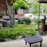 内庭中庭のある家